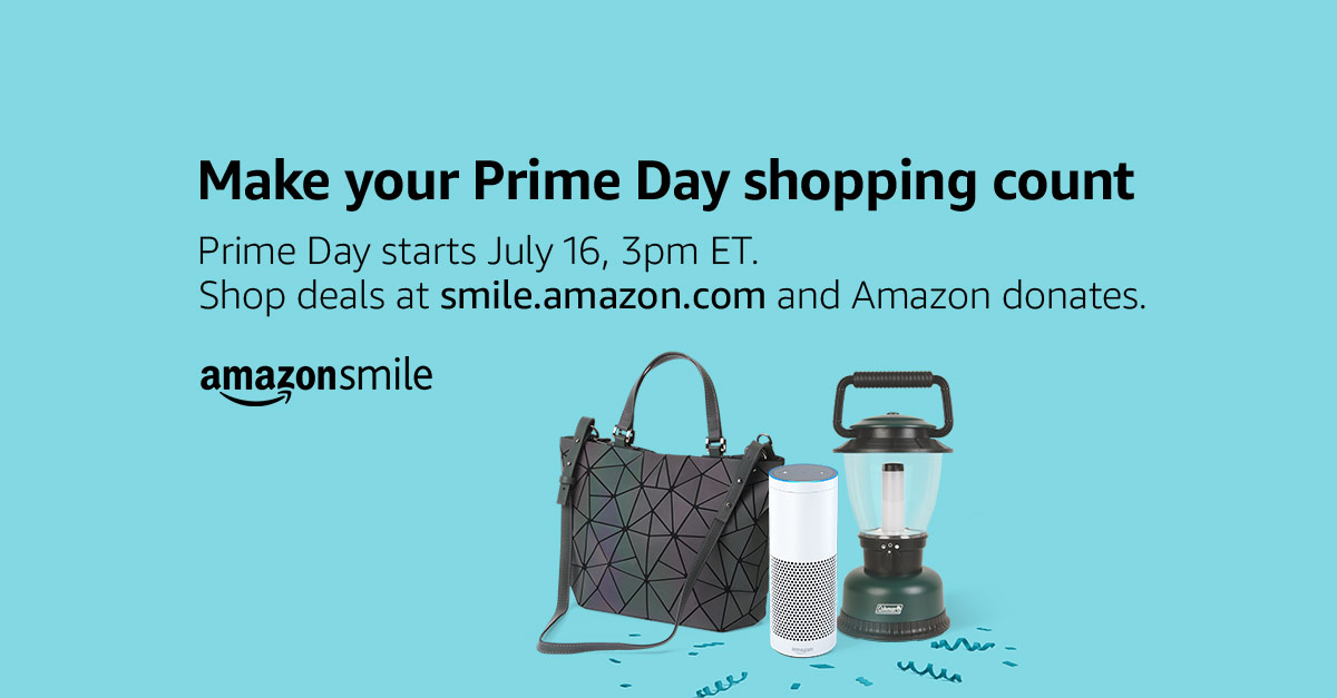 Amazon Prime Day Shopping to Support YWCA Adams County