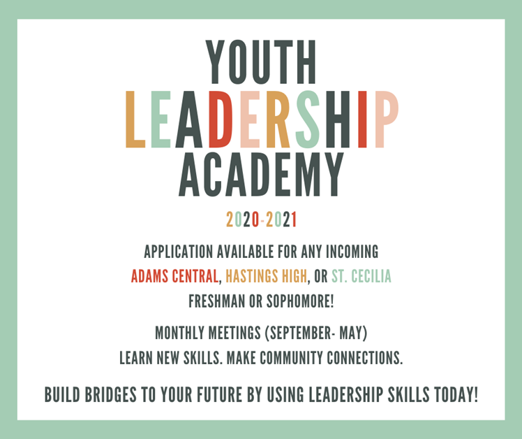 Youth Leadership Academy 2020-2021